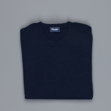 Drumohr Raglan Sweater navy