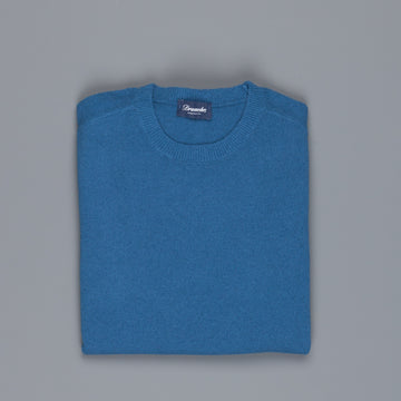 Drumohr Raglan Sweater ocean blue
