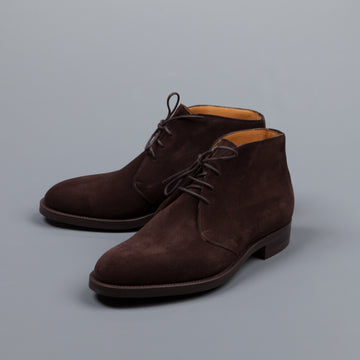 Edward Green Banbury on dainite sole Espresso Suede