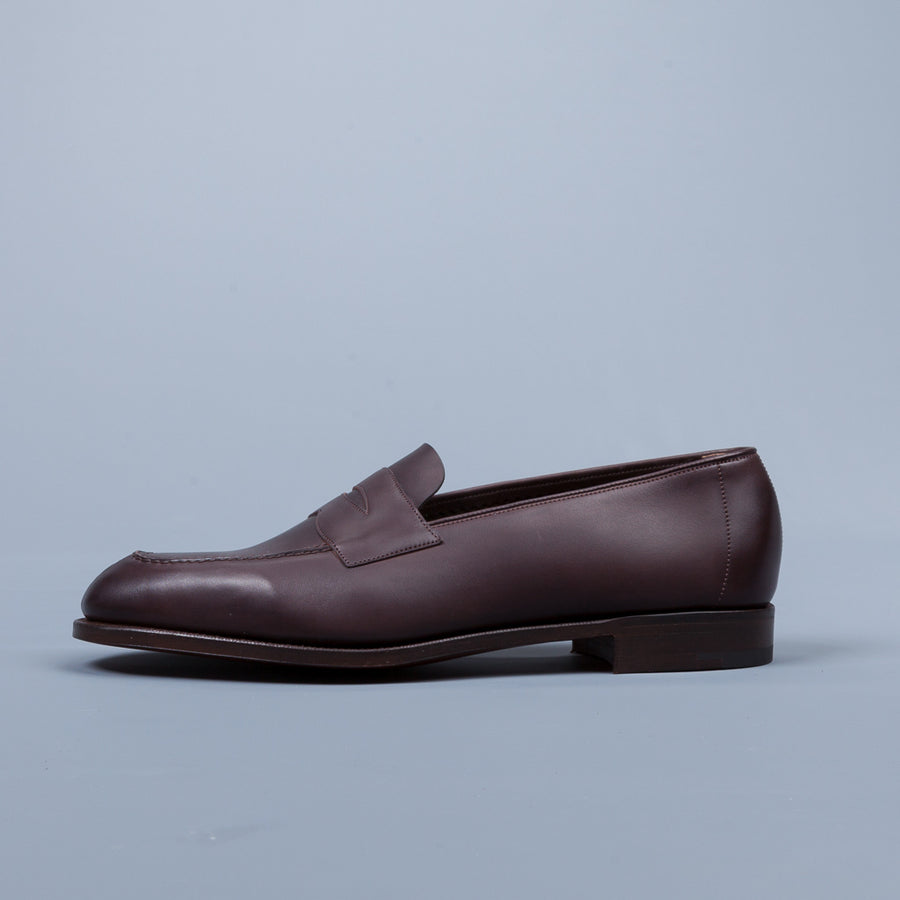 Edward Green Harrow in Dark Brown Delapre