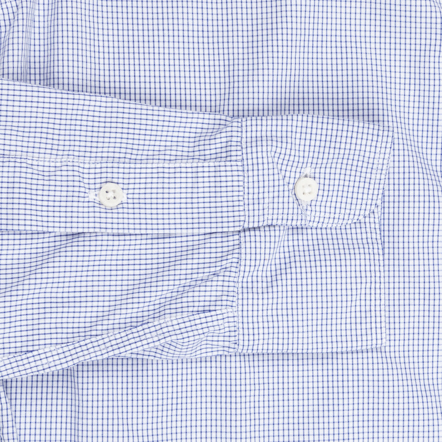 Re-Stocked! Gitman Vintage Button-Down Shirt Navy check