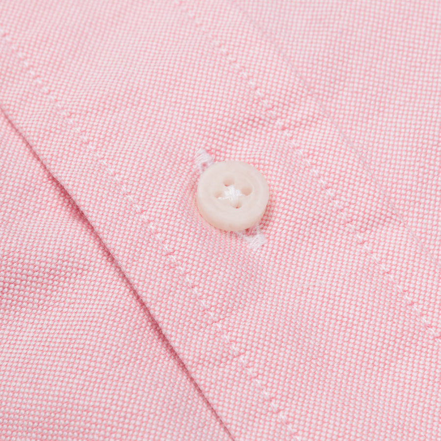 Gitman Vintage Button-Down Shirt Oxford Muted Pink