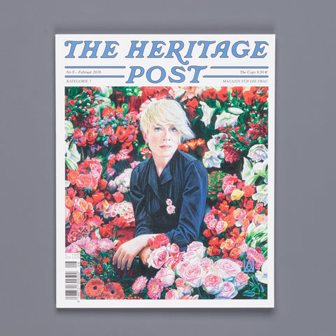The Heritage Post Nr 8 Women's Edition German 2016