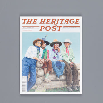 The Heritage Post Nr 27 English edition