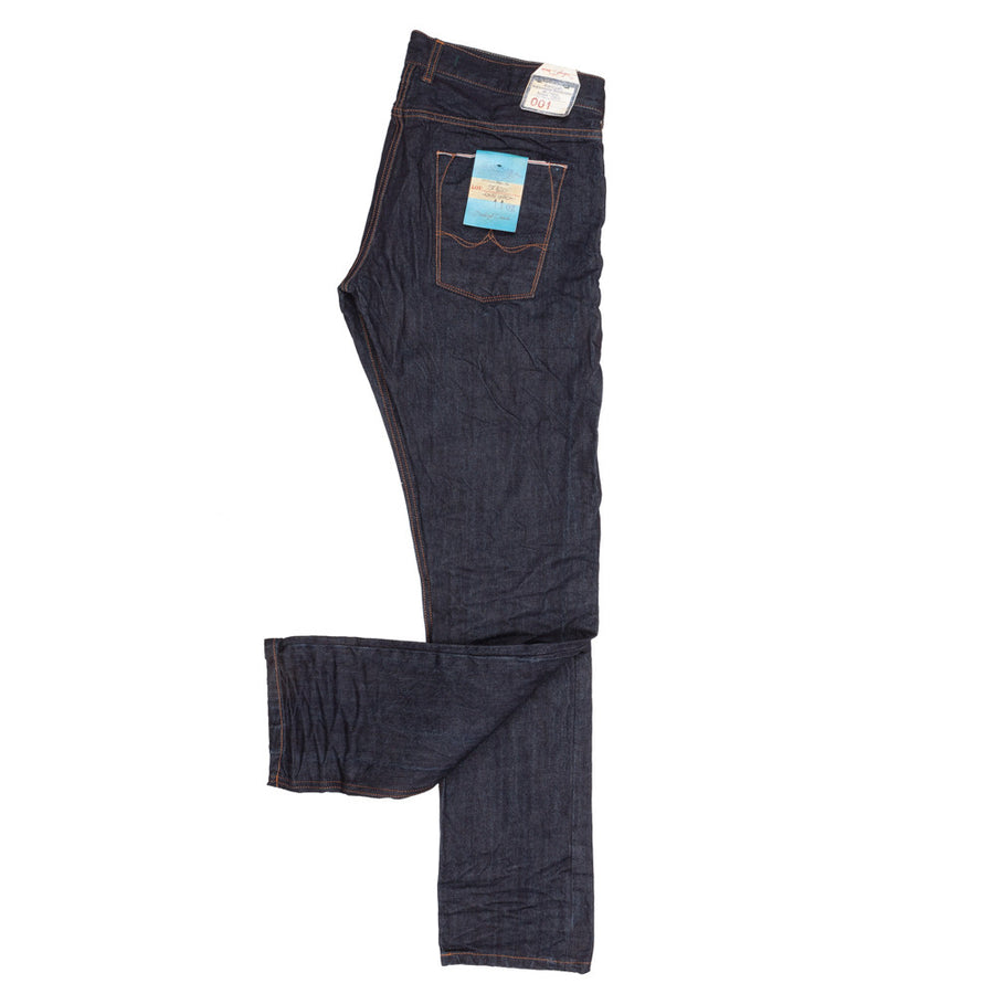 Scartilab model 001 jeans one wash single stitch
