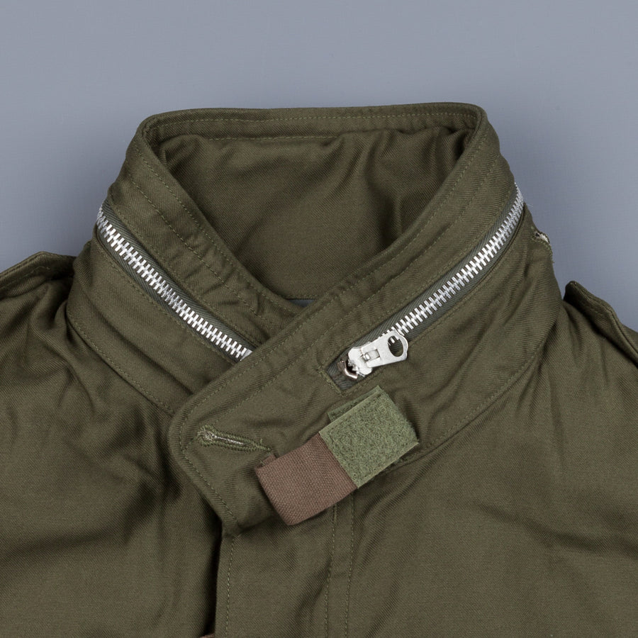 The Real McCoy's M-65 field jacket