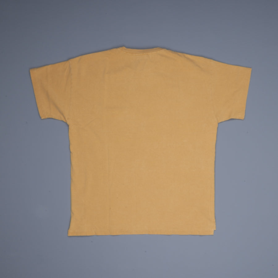 Remi Relief 16G Heavy Cotton Pocket Tee Mustard