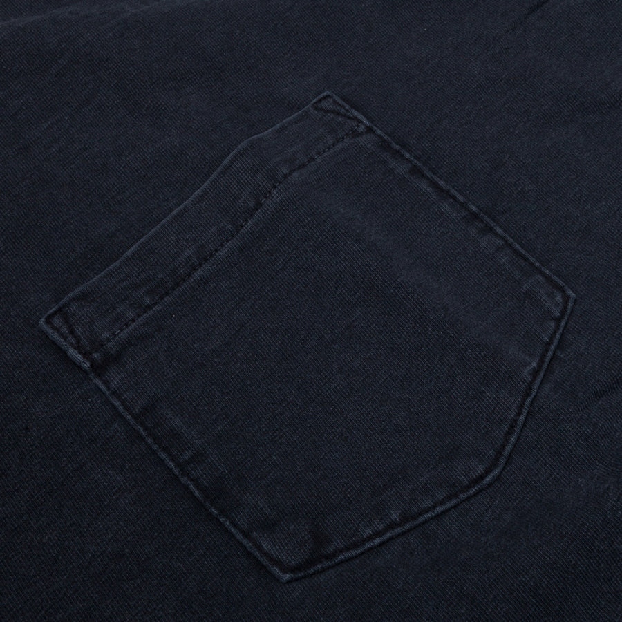 Remi Relief 16G Heavy Cotton Pocket Tee Navy