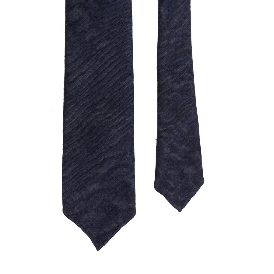 Drakes shantung tie in 6 different colors