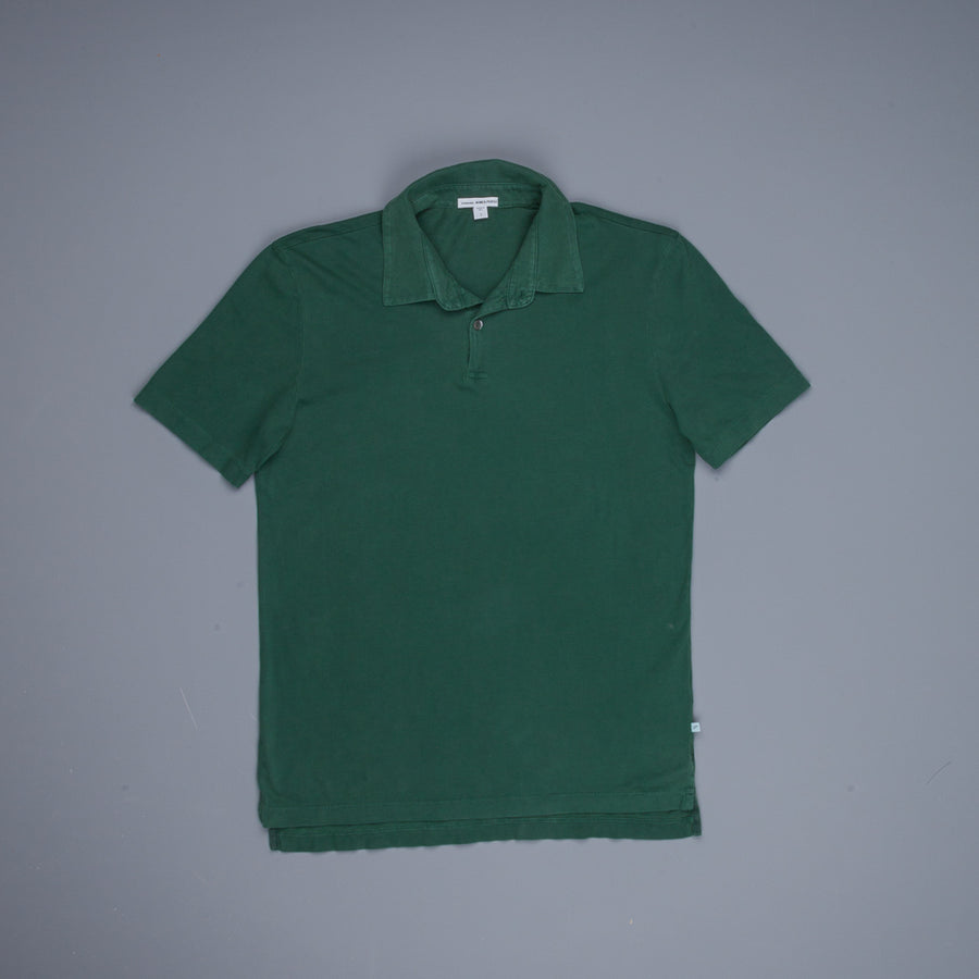 James Perse Revised Standard Polo Mallard