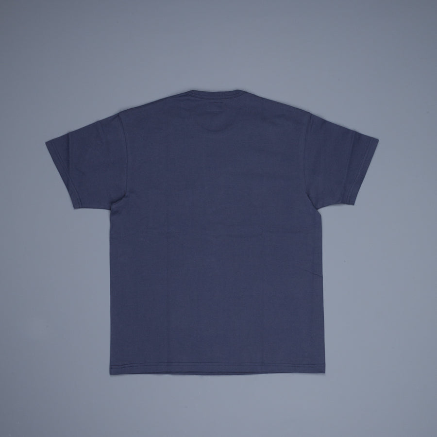 The Real McCoy's Pocket Tee MQ Navy