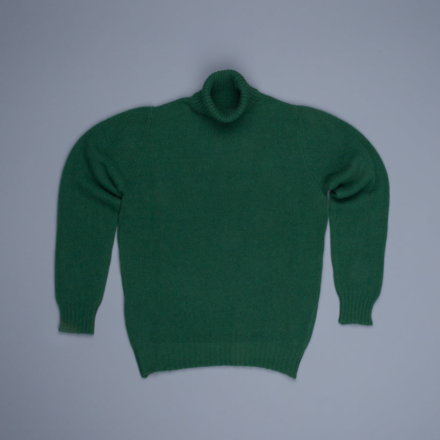 William Lockie Gullan Super Geelong Roll Neck Hedgerow