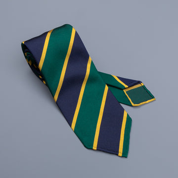 Drake's super repp Regimental tie Old Waverly