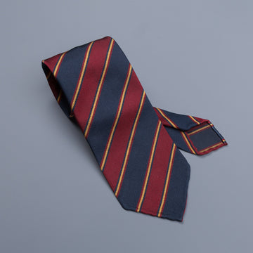 Drake's super repp Regimental tie Old Albanians