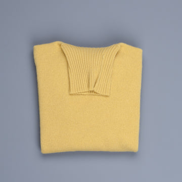 William Lockie Gullan Super Geelong Roll Neck Brass