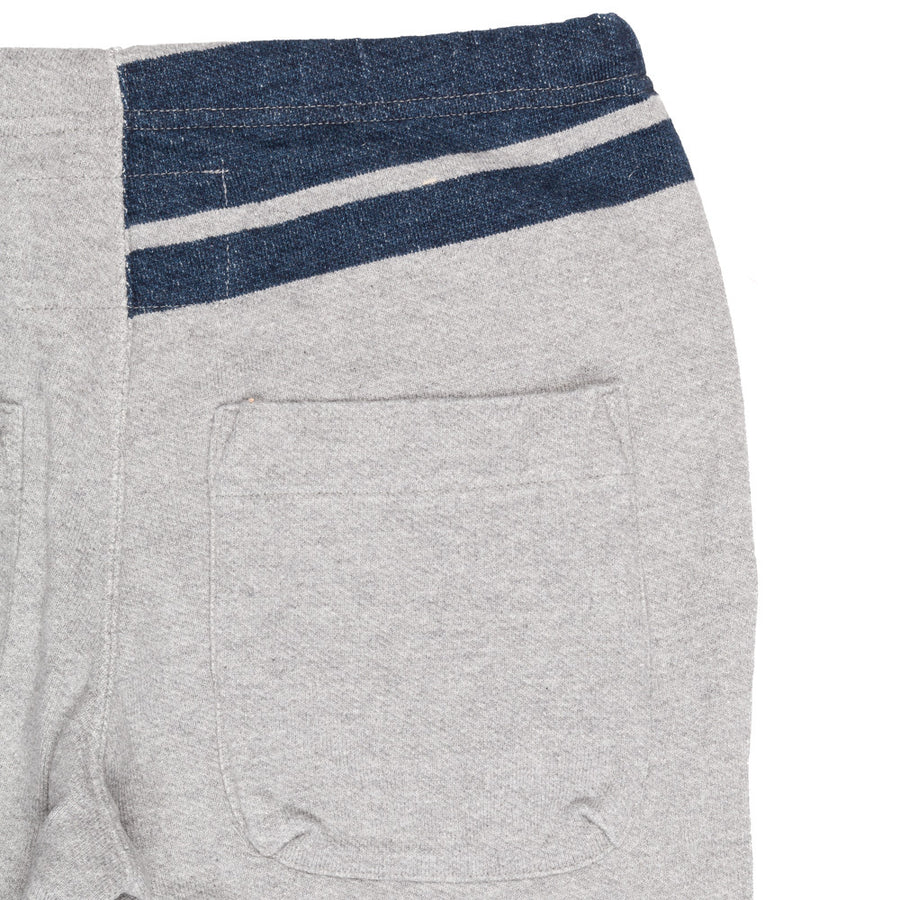 Ron Herman Denim sweatpants indigo dyed stripes