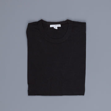 James Perse Crew Neck Tee Black