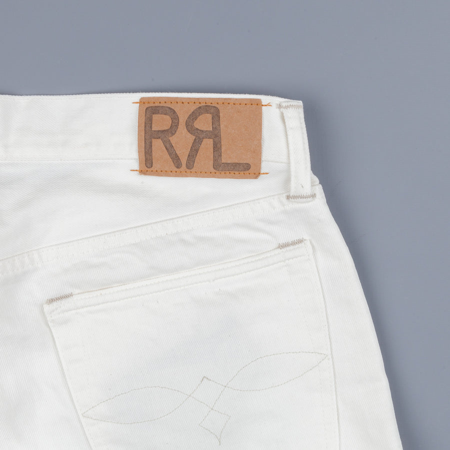 RRL Slim Fit Whitestone Wash Jeans