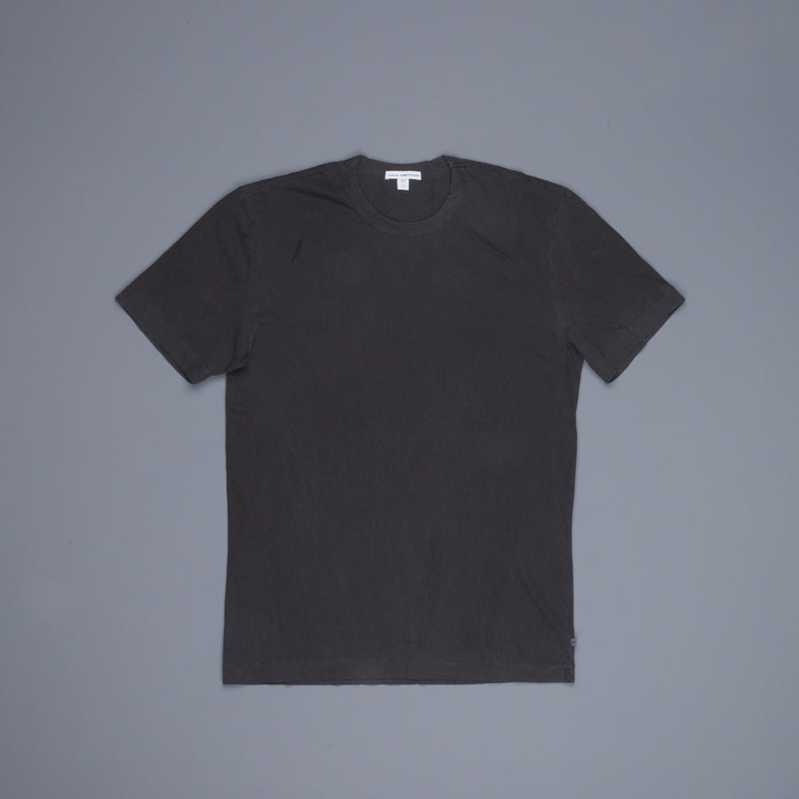 James Perse Crew Neck Tee Carbon