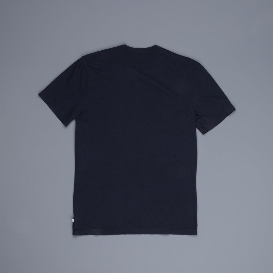James Perse Crew Neck Tee Deep