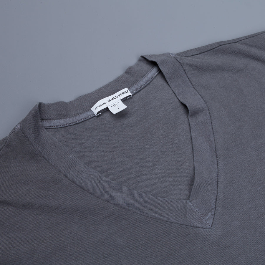 James Perse V neck tee North Pigment