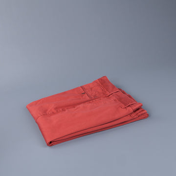 Incotex Slacks Model 106 Rosso