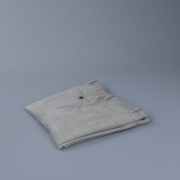 Incotex Model 30 Urban Traveller Wool Elasthan pants Grigio
