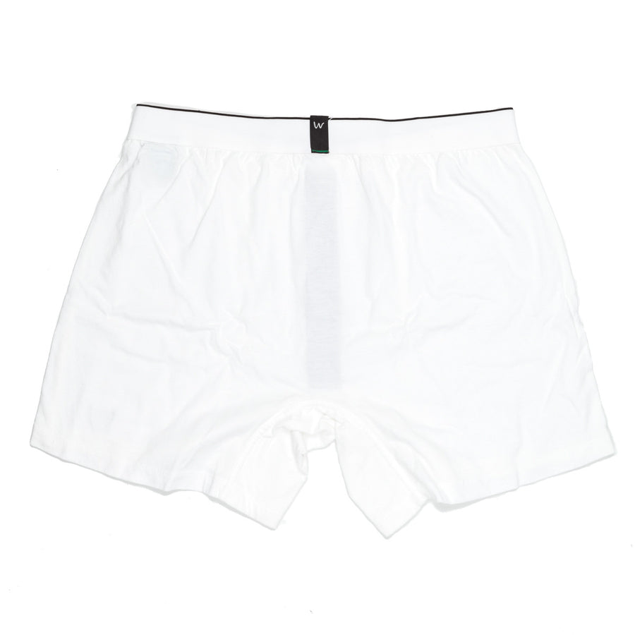 Wahts Pierce Retro White jersey boxer