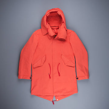 Ten C Parka Brique