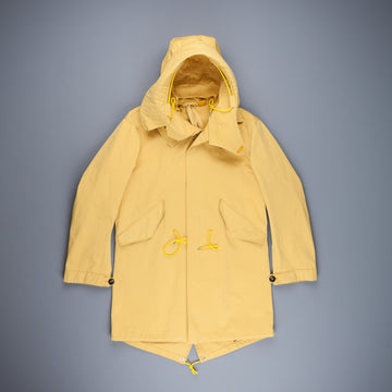 Ten C Parka Yellow