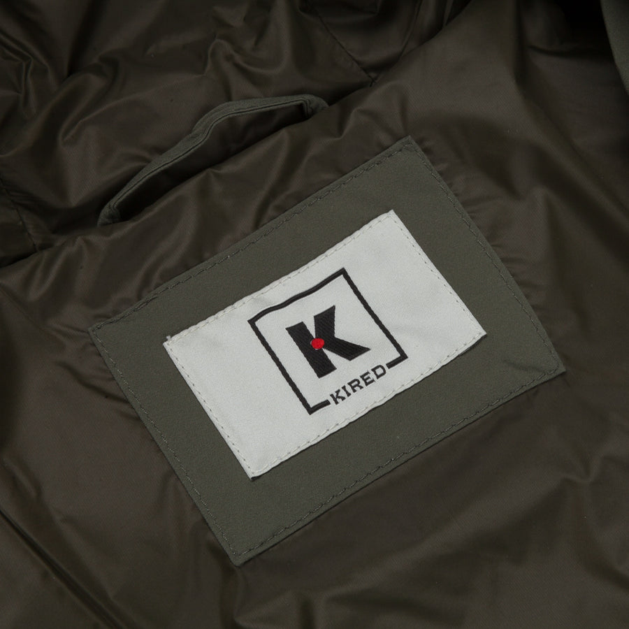 Kired Reuss Jacket Oliva Militare