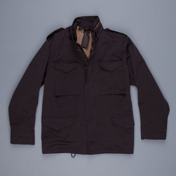 New stock arrived! Ten C field jacket navy