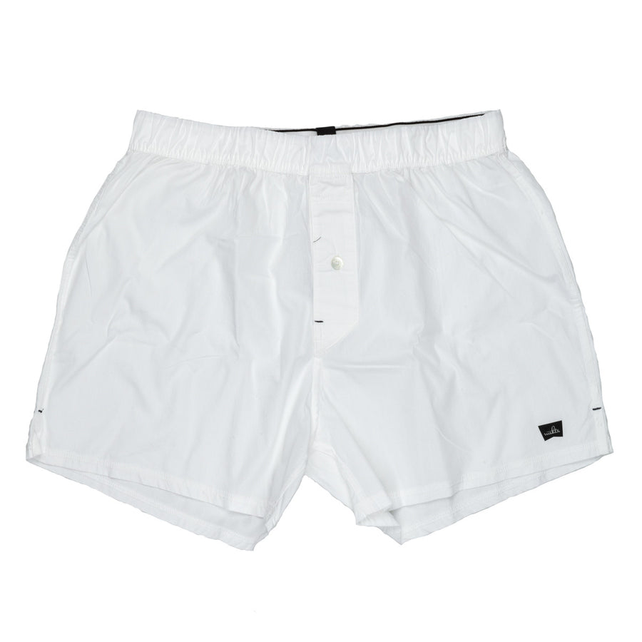 Wahts Lewis boxer retro white
