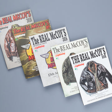 The Real McCoy's Yearbook Archive