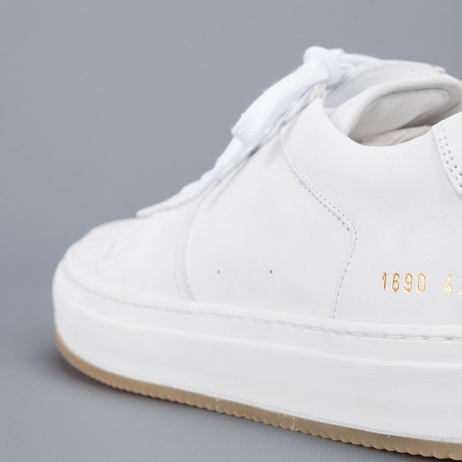 Common Projects 1690 BBal Low White Nubuck