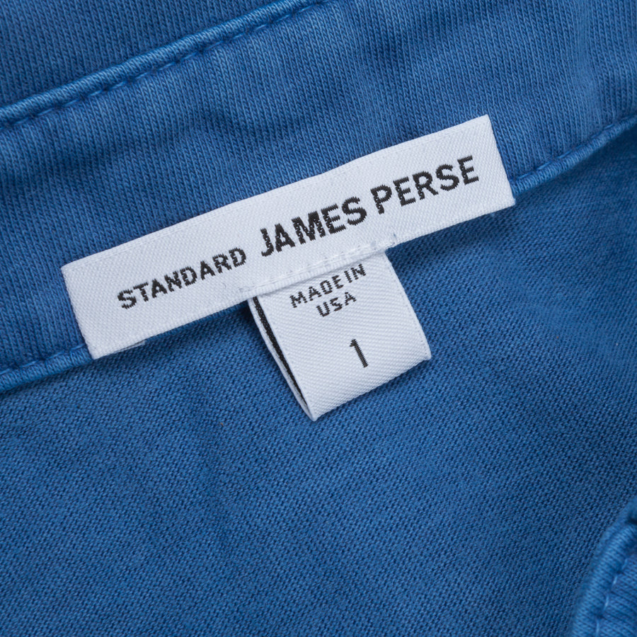 James Perse Revised Standard Polo Bolt