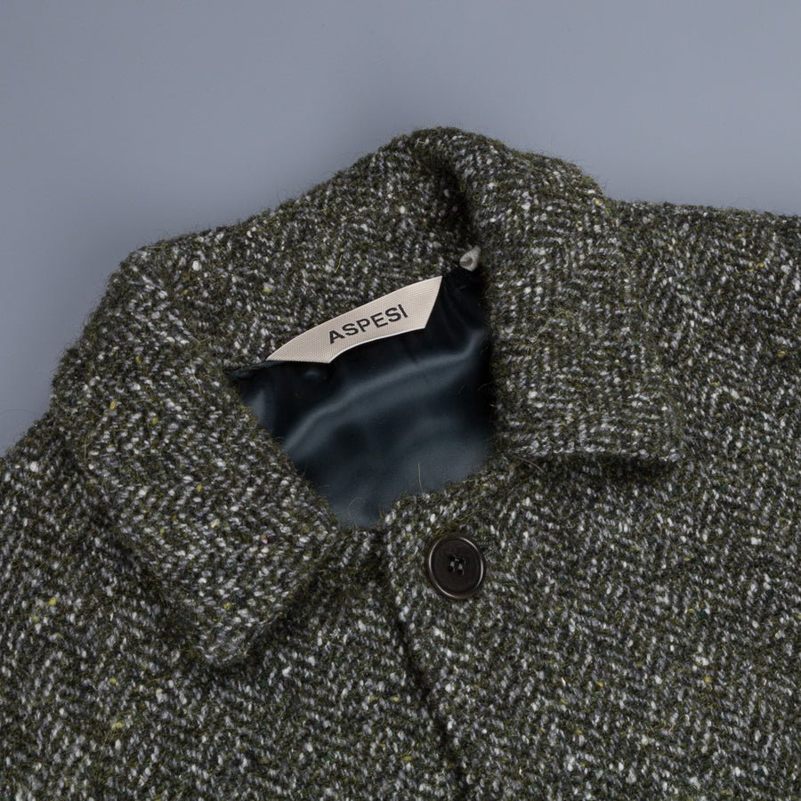 Aspesi Perfetto Coat Military Green