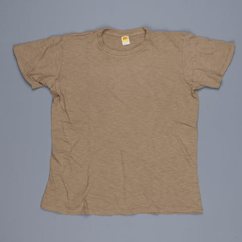 Velva Sheen Roll Tee in Olive