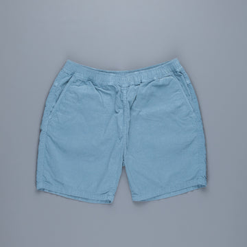 Remi Relief Light Summer Corduroy Easy Shorts Sax