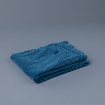 Remi Relief Light Summer Corduroy Chino Blue