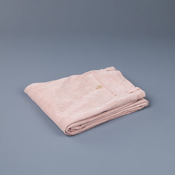 Remi Relief Light Summer Corduroy Chino Salmon Pink