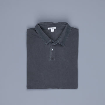 James Perse Revised Standard Polo Magma