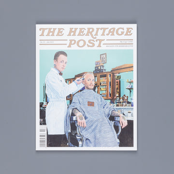 The heritage post no 10 July 2014