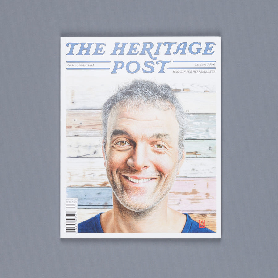 The Heritage post 11 oktober 2014