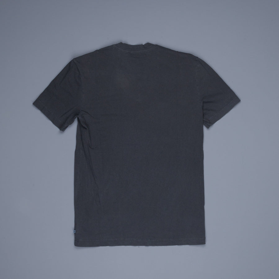James Perse V Neck Tee Magma Pigment