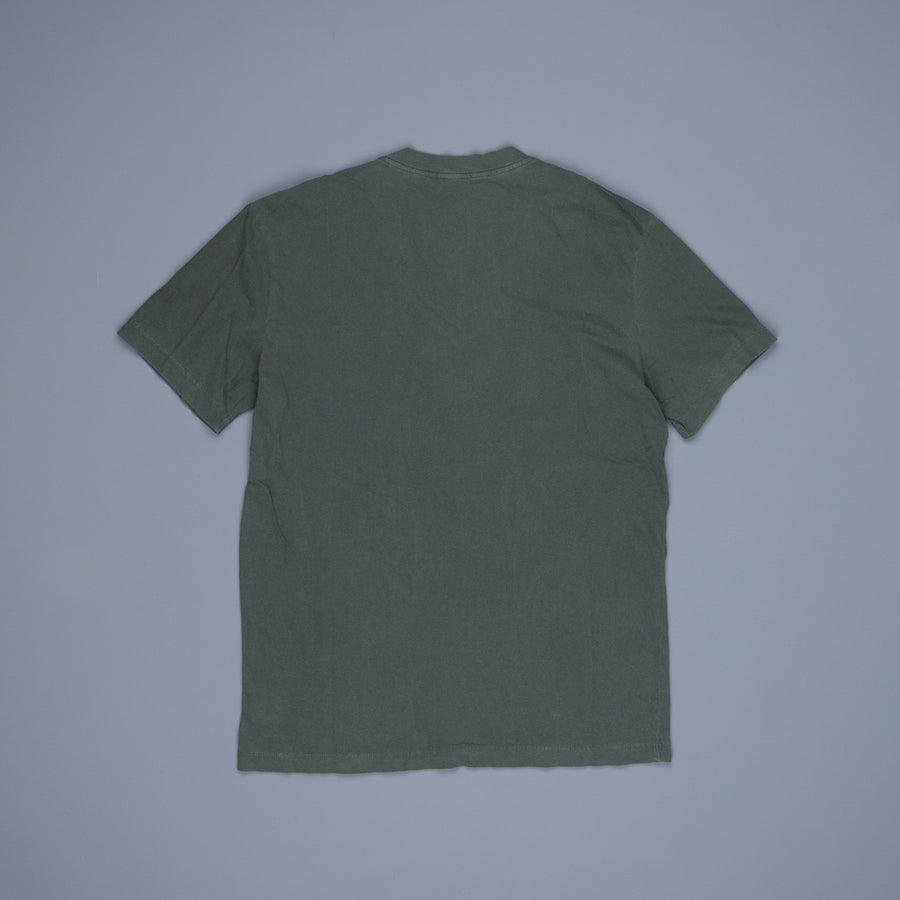 James Perse V Neck Tee Marsh Pigment