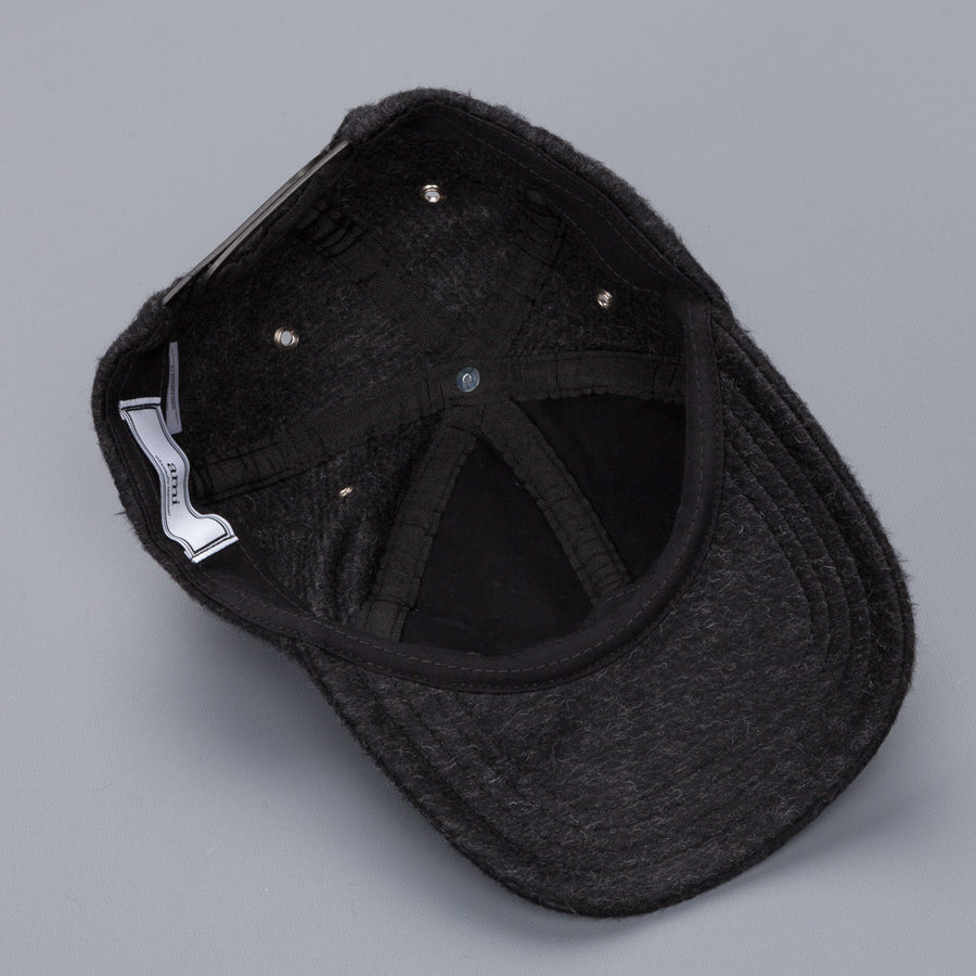 Ami one size wool cap grey
