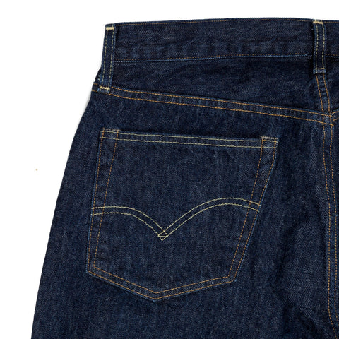 Levis vintage clothing 501 1954 jeans New Rinse
