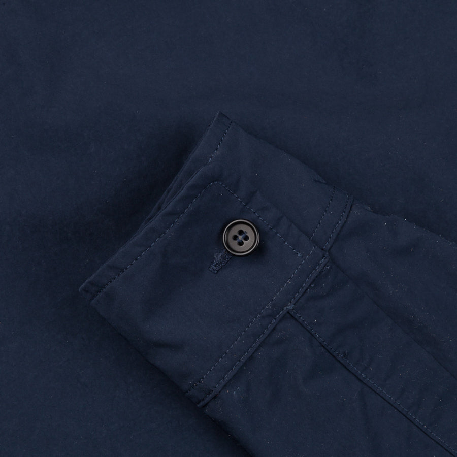 Aspesi UT Lined Shirt Navy