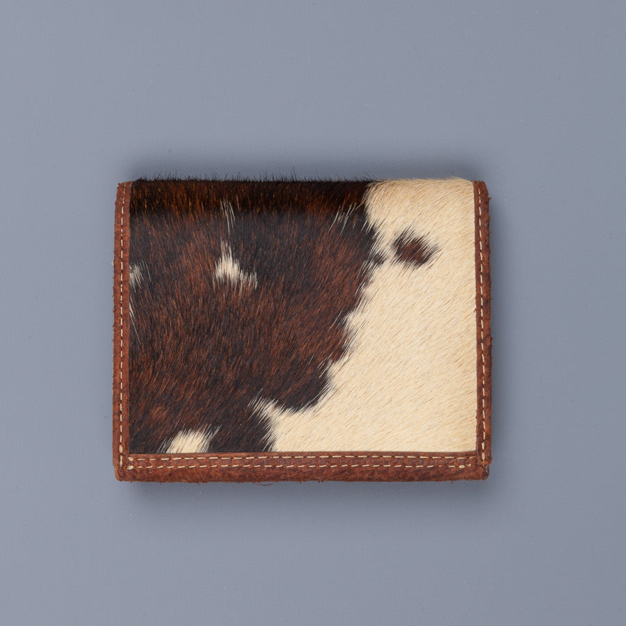 RRL Envellope Wallet in Haircalf
